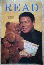Muhammad Ali Library READ Poster Laminated Goldilocks and Three Bears 1998 - $237.49