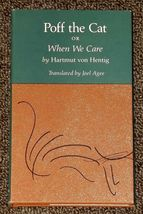 Poff the Cat or When We Care by Hartmut von Hentig - $1.50