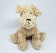 "10"" TOYS R US 2013 TAN BABY'S FIRST 1ST PUPPY DOG STUFFED ANIMAL PLUSH T... - $31.09"
