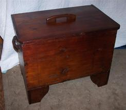Early Pine Blanket Chest - $549.00