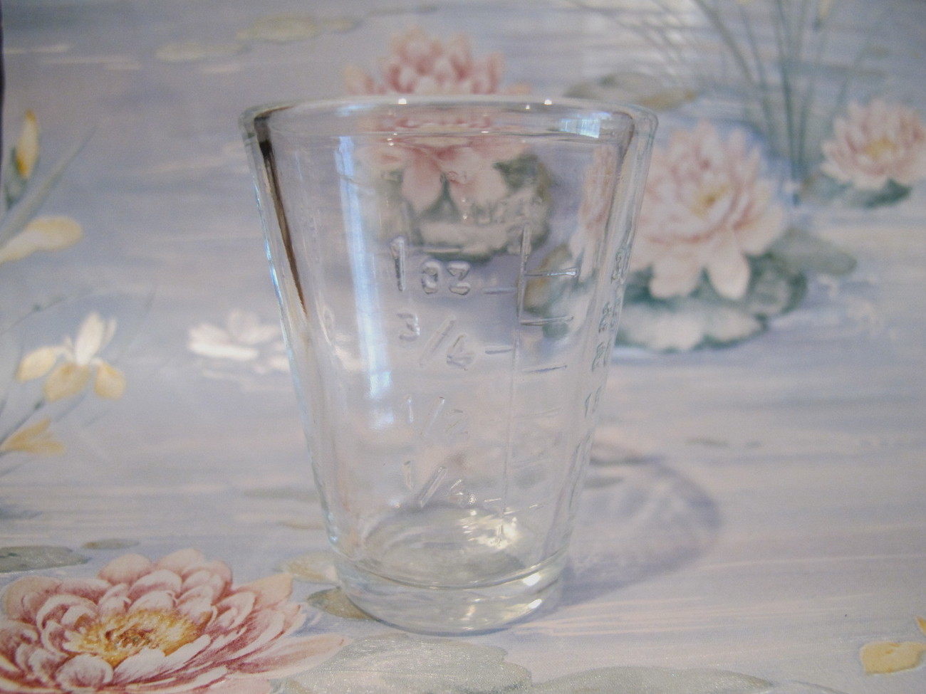 Prescription Shot Glass Souvenir Vintage Collectible Medicine Drinks