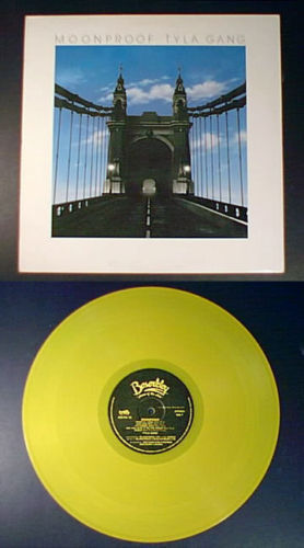 Primary image for pub rock TYLA GANG Moonproof 1978 uk BESERKLEY LP M-