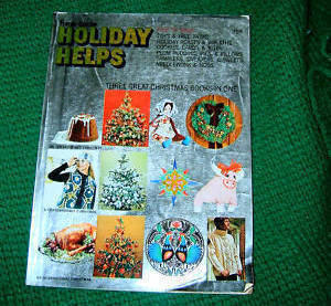 Primary image for Family Circle Holiday Helps 3 Great Christmas Books in 1