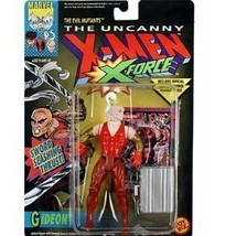 Uncanny X-Men X-Force Gideon action figure - $8.99