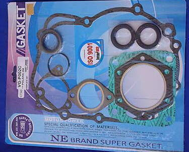 Polaris 250 Models Complete Gasket set  1985-2006 New *P002C*