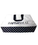 Aerie Tote Shoulder Bag #aerieREAL Shop Oversize Travel Gift Summer Beach - $19.80