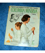 Columbia Minerva Teach Yourself To Knit The Easy Way - $7.50