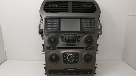 2014-2015 Ford Explorer Radio Control Panel 76611 - $75.00