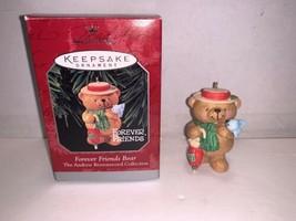 Hallmark Keepsake Ornament Forever Friends Bear 1998 - $15.00