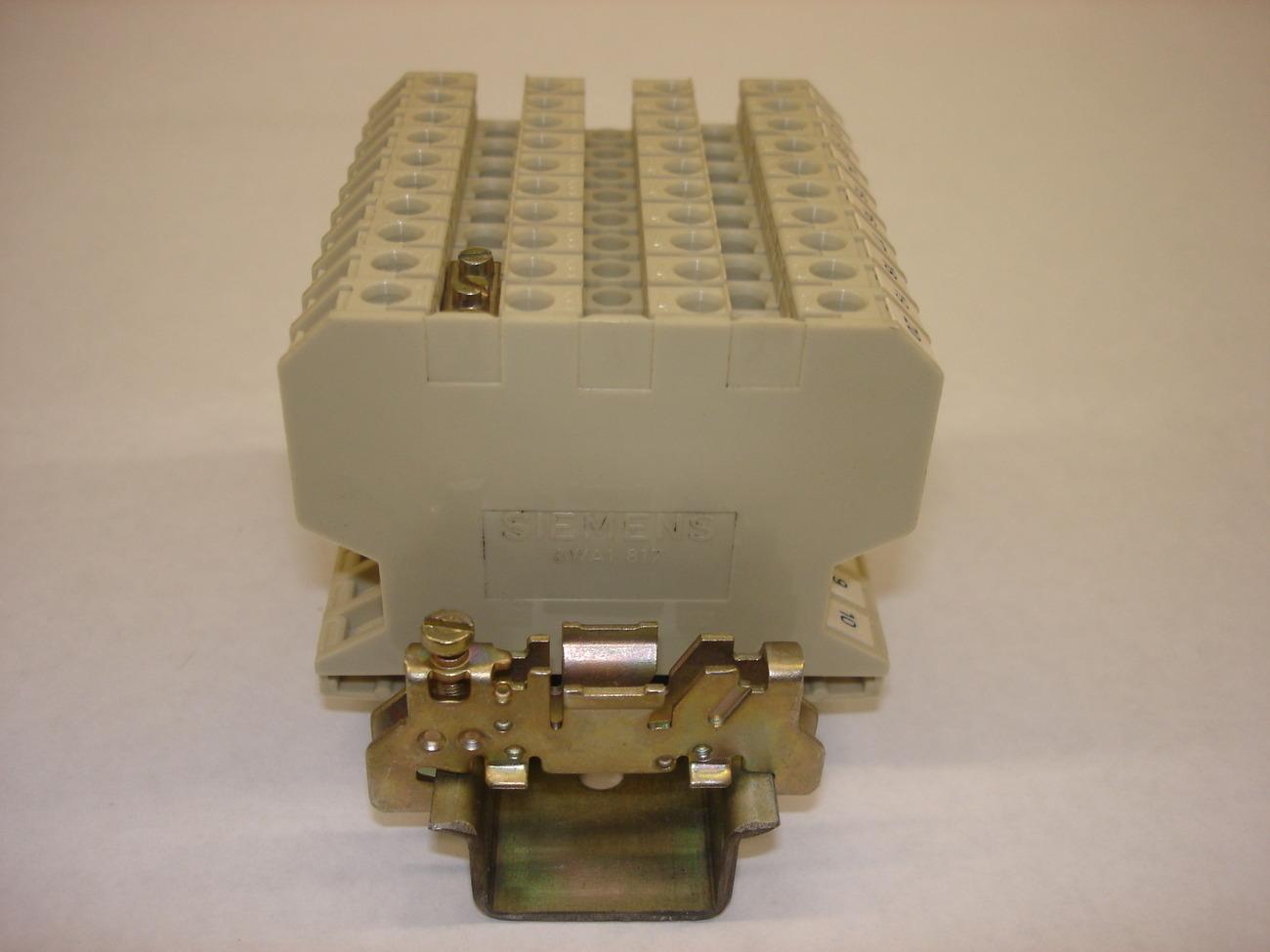 Siemens 2-Tier Terminal Block 8WA1011-2DG11