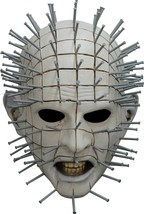 Deluxe Halloween Hellraiser III: Pinhead Collector Horror Movie Mask New - £63.70 GBP