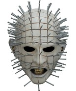 Deluxe Halloween Hellraiser III: Pinhead Collector Horror Movie Mask New - £64.73 GBP