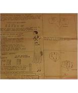 Circa 1920-30 Pattern  - $30.00