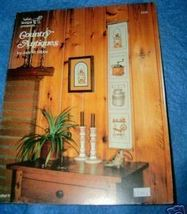 Hollie Designs Leaflet, Country Antiques  Cross Stitch - $3.50