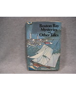 Boston Bay Mysteries and Other Tales Edward Rowe Snow HC/DJ - $5.99