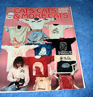 Primary image for Hot Off The Press, Cats, Cats & More Cats Transfers