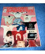 Hot Off The Press, Cats, Cats & More Cats Transfers - $3.50