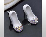 Jss white shoe diamante fancy stud earrings 1 thumb155 crop