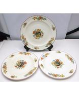 Vintage 13-Piece Partial Set of Vintage Ivory Porcelain By Sebring Dinne... - $19.95