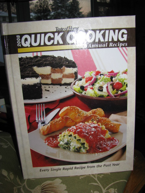 Quick cooking 1