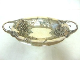 Vintage Antique Sterling Silver Serving Dish Bowl 850g - $1,550.00