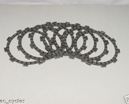 Honda Clutch Plates CBR400R 1991 and up 7 pcs New