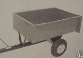 John Deere 18 & 13 Trailers For Lawn Tractors Manual - $8.00