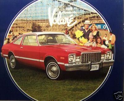 Primary image for 1978 Plymouth Volare Brochure