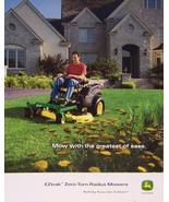 2007 John Deere EZtrak Zero-Turn Front Mowers Brochure - $7.00