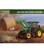 2007 John Deere 5603, 5625 Tractors Brochure - $7.00