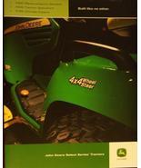 2007 John Deere X300, X500, X700 Series Lawn & Garden Tractors Brochure - $8.00