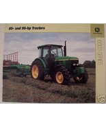 2005 John Deere 6403, 6603 Tractor Brochure -Full Color - $11.00