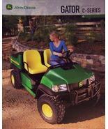 2007 John Deere Gator C Series Brochure - $6.00