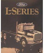1986 Ford L-Series Trucks Brochure - 7000, 8000, 9000 - $13.00