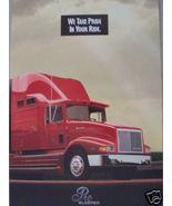 International Eagle ProSleeper Road Tractors Brochure - $8.00