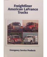 1996 Freightliner/American LaFrance Fire Trucks Brochure - $10.00