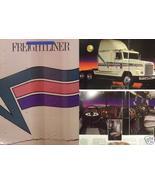 1990 Freightliner FLD Sleeper Tractors Brochure - $14.00
