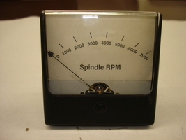 Pioneer Spindle RPM Meter - $18.00