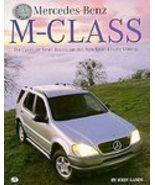 Mercedes-Benz M-Class Softcover Book John Lamm - $15.00