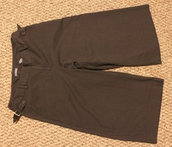 Hillard & Hanson Women's Dress Capri Pants Size 10  ~Wear to Work~  - $11.52