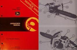 John Deere 35EV Chain Saw Operator's Manual - $10.00