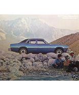 1977 Ford Maverick Brochure - $11.00