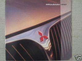 1997 Mitsubishi Cars Full Line Brochure - Montero, Diamante, Galant & More - $8.00