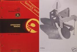 John Deere 1000 Moldboard Plow Operator's Manual - $12.00