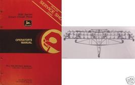 John Deere 1650 Chisel Plow Operator's Manual - $12.00