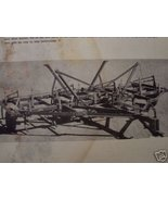 Ford 131 Chisel Plow 3-bar Wing Model Pull-Type - Operator Manual - $11.00