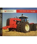 2008 Versatile Articulated Tractors Brochure - $17.00