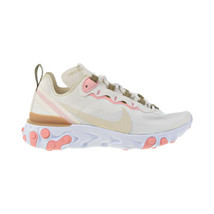 Nike React Element 55 Women's Shoes Phantom-Light Orewood BQ2728-007 - $130.00