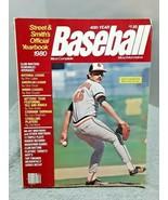 Street & Smiths 1980 Baseball Magazine Mike Flanagan Baltimore Orioles - $12.86
