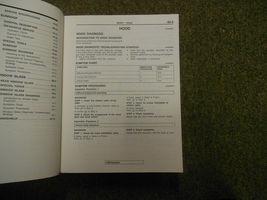 1999 2000 MITSUBISHI GALANT Service Shop Manual SET OEM DEALERSHIP BOOKS 1st EDI image 11